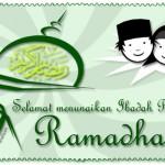 Libur Menyambut Bulan Suci Ramadhan 1437 H
