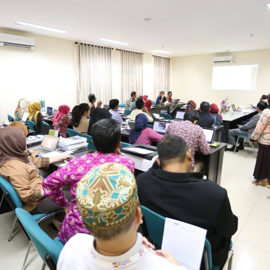 Visitasi Akreditasi Institusi Perguruan Tinggi (AIPT) ke UBD