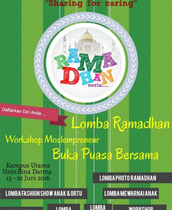 Spirit Ramadhan 2016